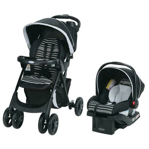 Graco Infant Car Seat & Stroller Combo