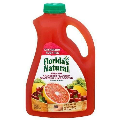 Florida's Natural Cranberry Ruby Red 2.63 l /89 oz