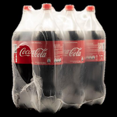 Coca Cola Regular 6 units/2.25lt