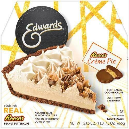 Edwards Reese's Creme Pie 666 g /23.5 oz