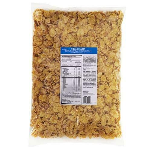 Mc Callum's Sugar Flakes Cereal 100% Corn 1.5 kg