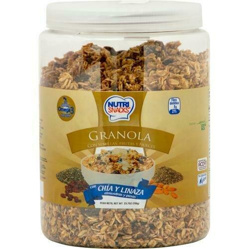 NutriSnacks Granola with Chia Seeds 700 g