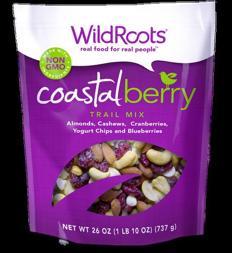 WildRoots Coastal Berry Trail Mix 26 oz