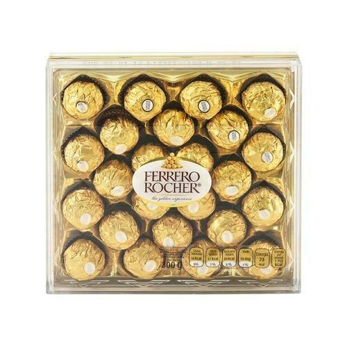 Ferrero Rocher Chocolate Box 24 units