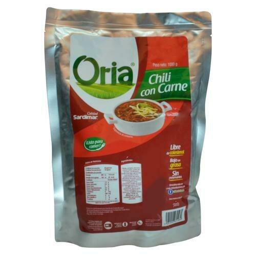 Oria Beef Chili 1 Kg