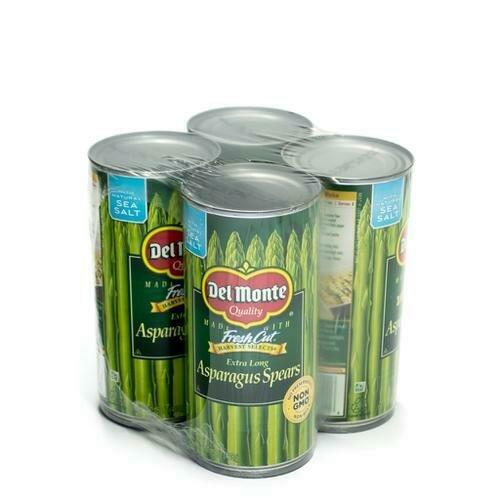 Del Monte Asparagus With Sea Salt 4pk/15 oz