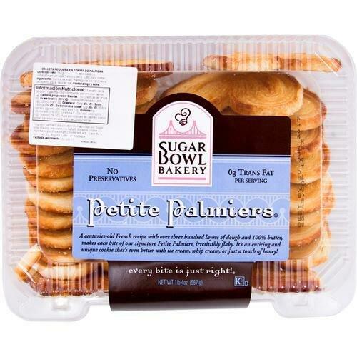 Sugar Bowl Bakery Petite Palmiers 20 oz/  567 g