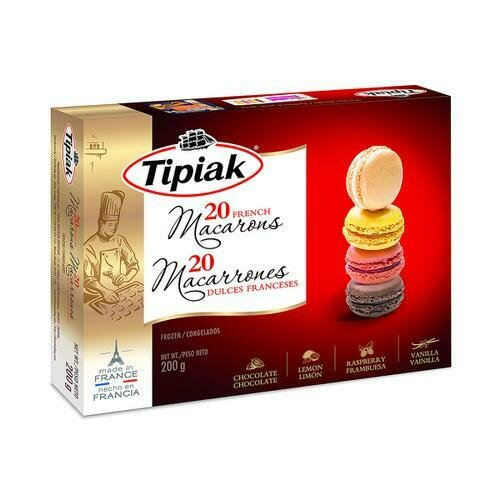 Tipiak Macarons 20 units / 10 g / 0.3 oz