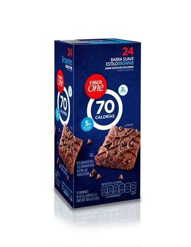 Fiber One Brownies 24 pk/0.89 oz