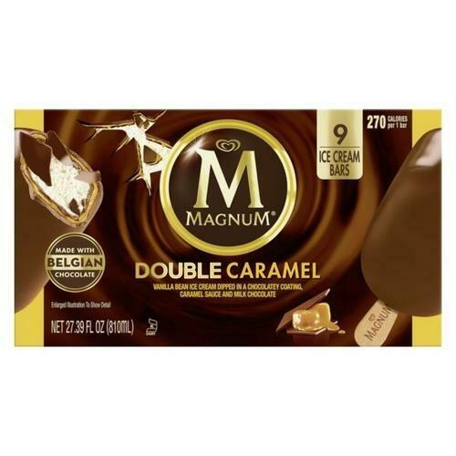 Magnum Ice Cream Bars 9 ct / 79 g / 3 oz
