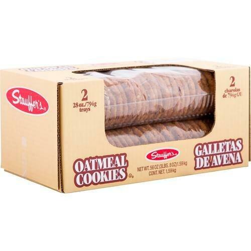 Stauffer's Oatmeal Cookies 56 oz
