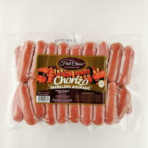 First Choice Grilled Sausage 2.27 kg / 5 lb