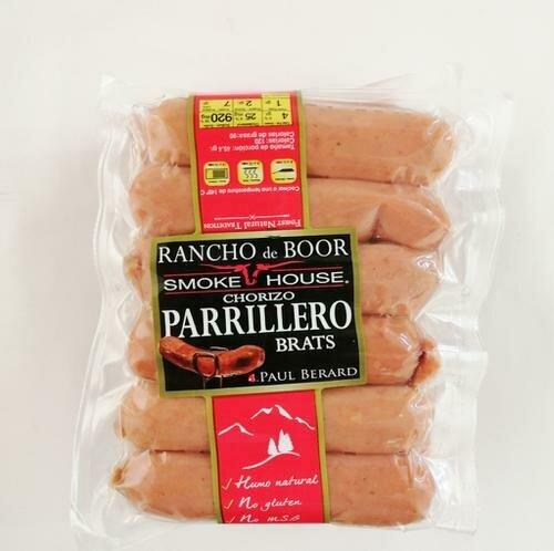 Rancho de Boor Grilled Sausage, 2 Pack / 400 g / 14 oz