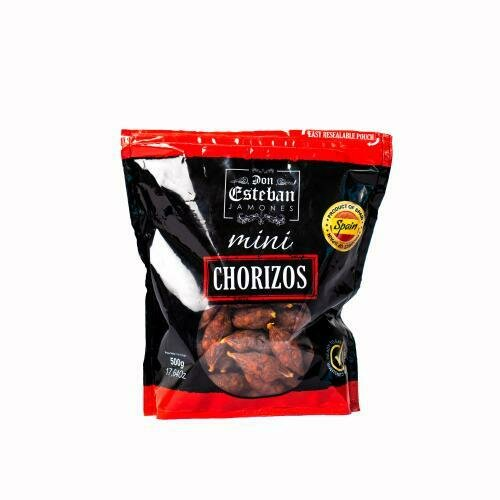 Don Esteban Mini Chorizos 500 g / 18 oz