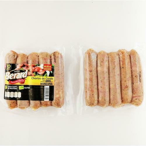Berard Honey & Apple Sausage 800g / 1.7 lb