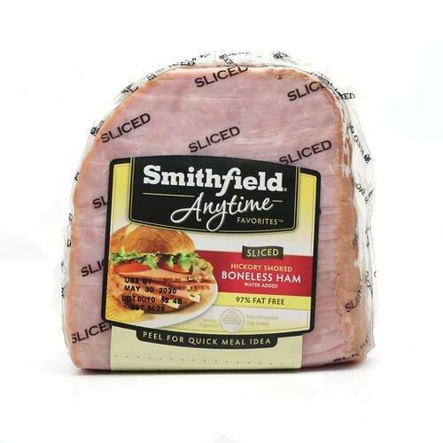 Smithfield Sliced Smoked Ham