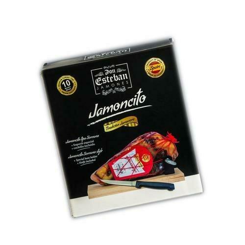 Don Esteban Boneless Mini Serrano Ham 454 g / 16 oz