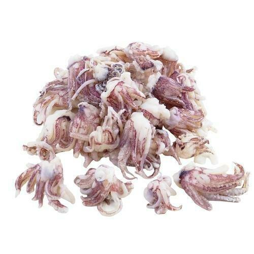 Sea Gallery Frozen Squid Tentacles, Bag  800 g. / 1.7 Lb.