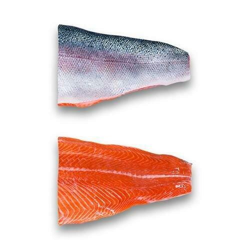Member's Selection Frozen Skin On Boneless Half Trout Fillet, Tray