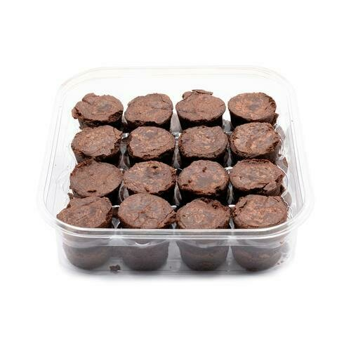 Member's Selection. Mini Brownies 32 Units