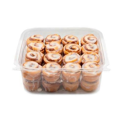 Member's Selection. Mini Cinnamon Roll 32CT