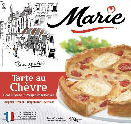 Marie Goat Cheese Tarts 2 pk/400 g /14 oz