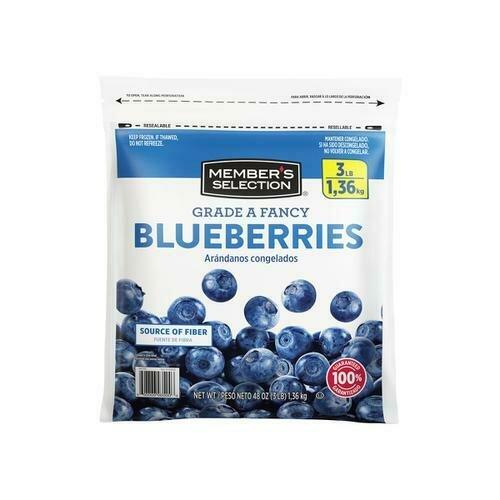 Member's Selection Grade A Fancy Blueberries 1.36 kg / 3 lb
