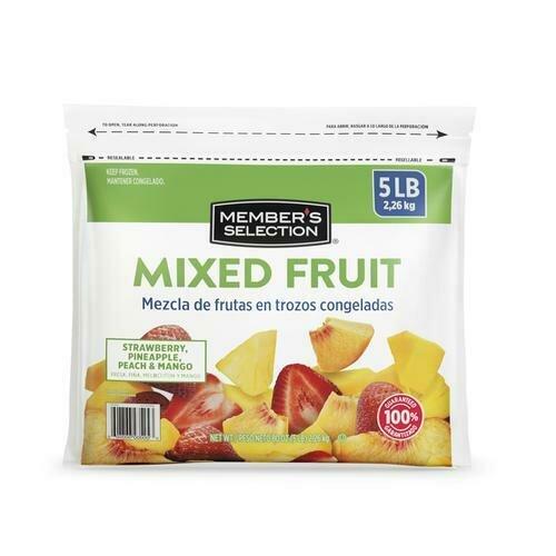 Member's Selection Frozen Fruit Chunks, 2.2 kg / 5 lb