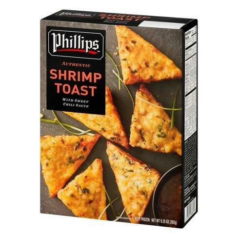 Phillips Shrimp Toast 262 g / 9.25 oz