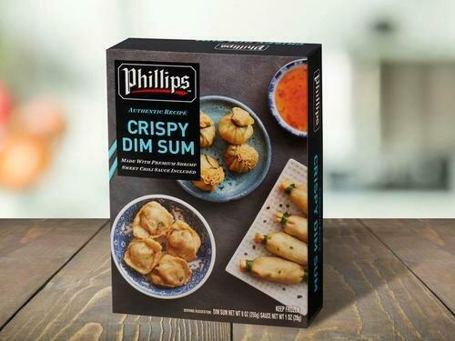 Phillips Crispy Dim Sum 255 g / 9 oz
