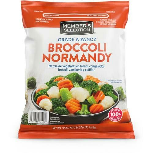 Member's Selection Grade A Fancy Broccoli Normandy 1.81 kg / 4 lb