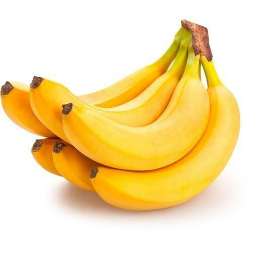 Ripe Banana, 1.3 kg / 2.87 lb