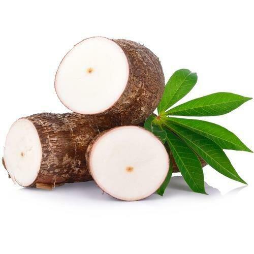 Waxed Cassava, 2 kg / 4.4 lb