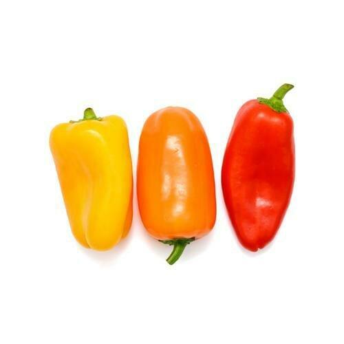 Mini Peppers, 1 kg / 2.2 lb