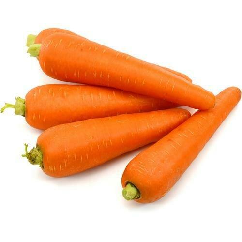 Carrot 2.27 kg / 5 lb