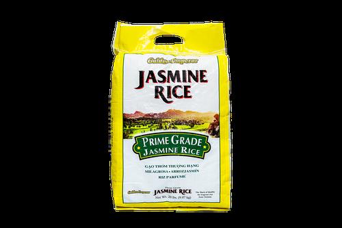 Golden Emperor Jasmine Rice 20 lbs