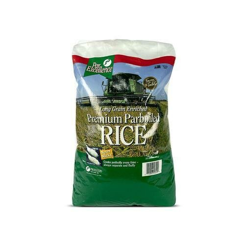 Par Excellence Parboiled Rice 25 lb/ 11.34 kg