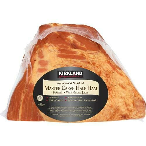Kirkland Signature Master Carve Half Ham
