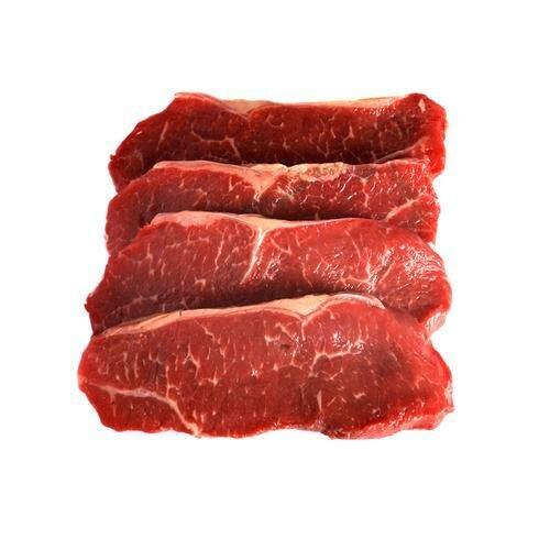 Member´s Selection Fresh Striploin NY Steak, Tray Pack