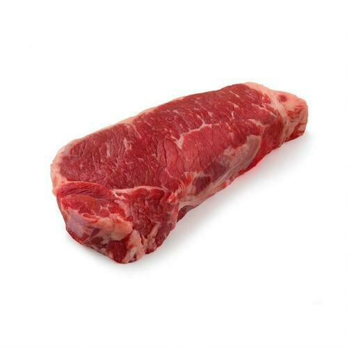 Frozen Beef Striploin, Skinless, Boneless, Case