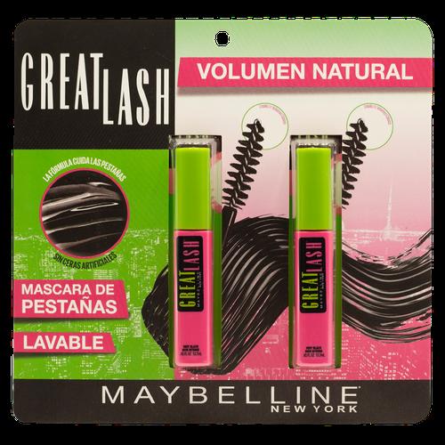 Maybelline Eyelashes Mask 2 Units