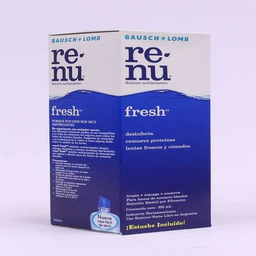 Re-Nu Isotonic Solution 355ml
