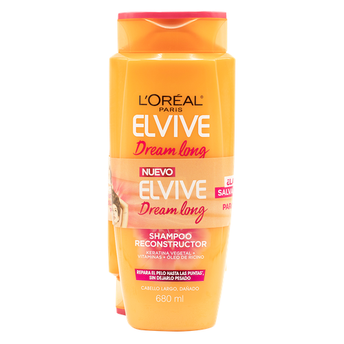 Elvive Shampoo + Conditioner 2 Units/680 ml