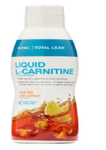 GNC L-Carnitina Liquid 473 ml