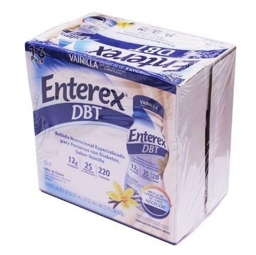 Enterex Diabetex 16 units/237 ml