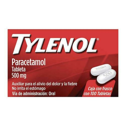 Tylenol Extra Strength 100 tablets