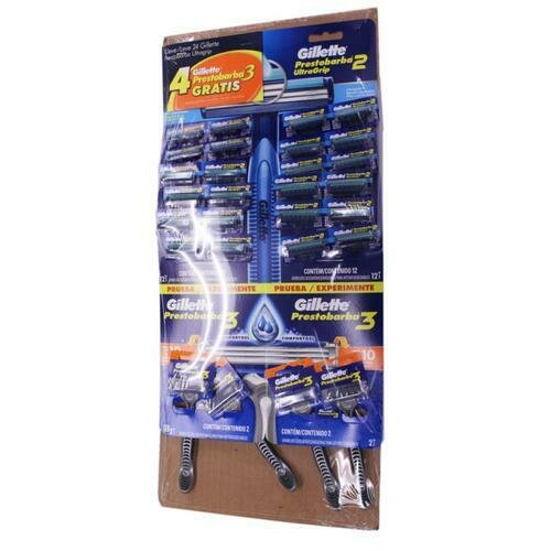 Gillette Prestobarba 28 units
