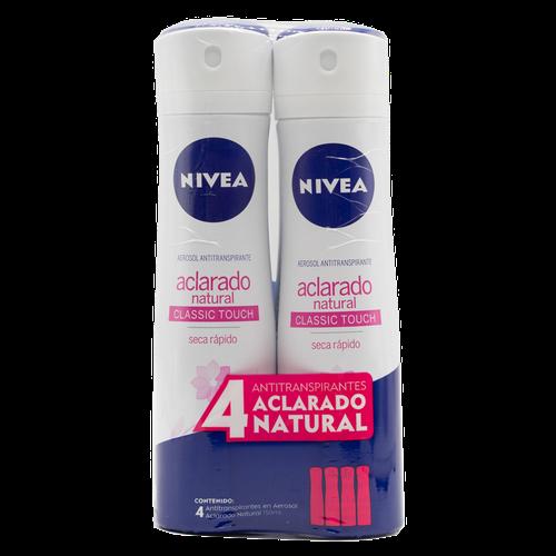 Nivea DeodorantSpray 4 Units/150 ml