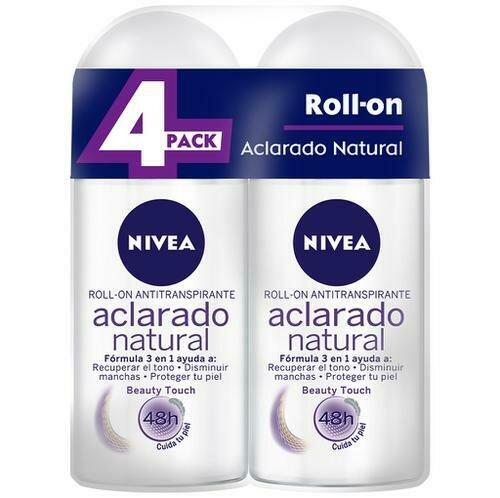 Nivea Deodorant  4 units/50 ml