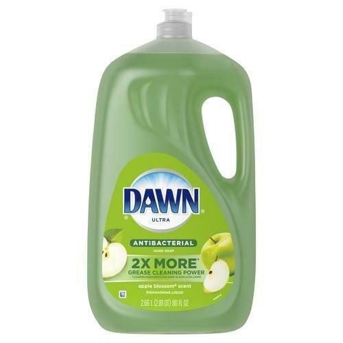 Dawn Ultra Antibacterial Dishwashing Soap 90 oz